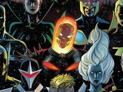 Marvel Teases The New Guardians of the Galaxy Team
