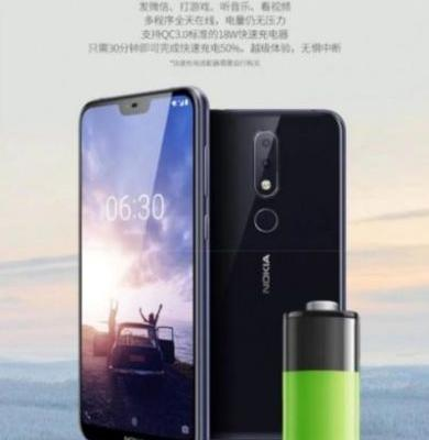 Promo Images Reveal Further Details About Nokia X6