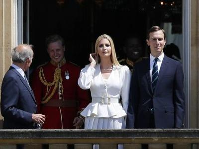 Ivanka Trump took in nearly $4M from DC hotel last year
