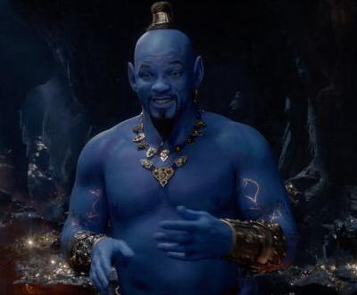 Check Out Blue Will Smith in New Aladdin Teaser!