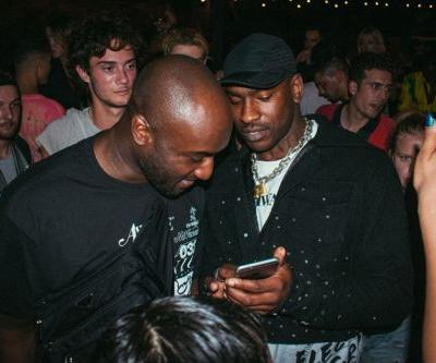 Watch Virgil Abloh, Smokepurpp & Skepta party at Miami Art Week
