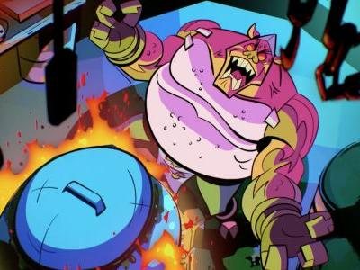 Watch John Lydon Voice Meat Sweats The Mutant Pig Celebrity Chef In New Ninja Turtles Cartoon