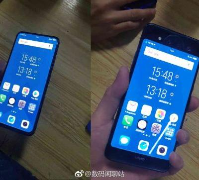 Vivo Nex 2 appears in leaked photos with front and back displays
