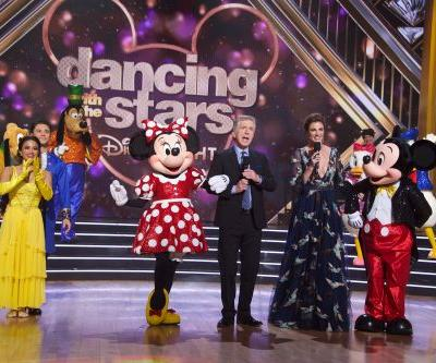 Disney Night on 'Dancing With the Stars' Brought Fun, Magic and Gorgeous Costumes
