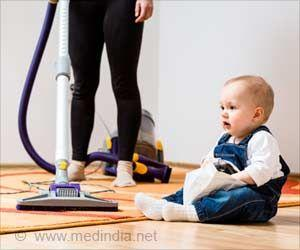 Household Cleaning Products May Make Toddlers Overweight