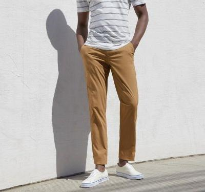 15 lightweight chinos that can beat the summer heat in style