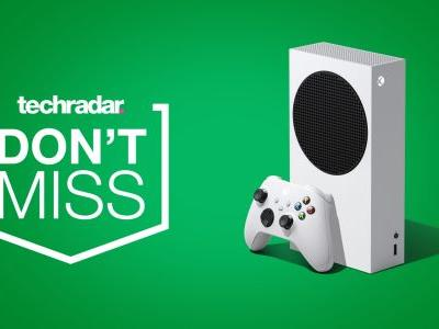 Xbox Series S restock: Get the Xbox Series S and 5 months of Apple Music at Currys