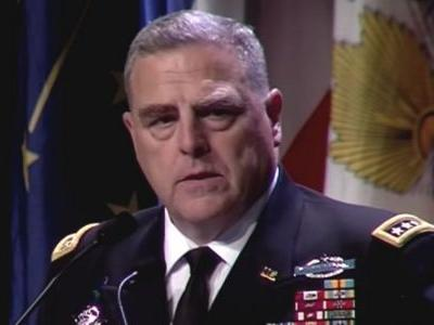 Trump Nominates Gen. Mark Milley as Next Chairman of the Joint Chiefs of Staff