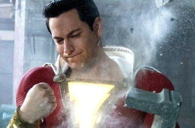 Shazam Must Save His Foster Family in Supercharged TV SpotWarner