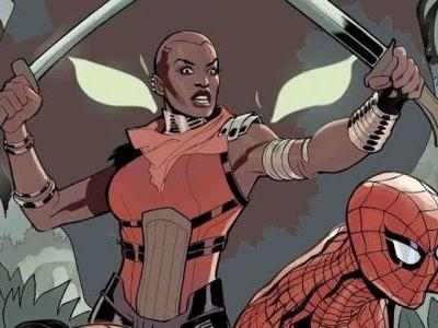 Black Panther's Dora Milaje Team Up With Spider-Man