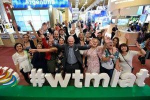 More of the world meets at WTM's 2018 global events