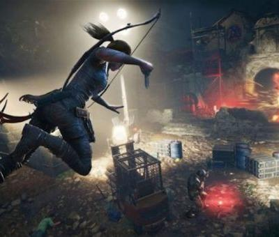 Shadow of the Tomb Raider The Pillar DLC arriving next week