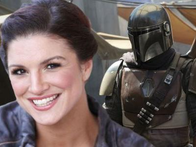Star Wars: The Mandalorian Casts Deadpool's Gina Carano
