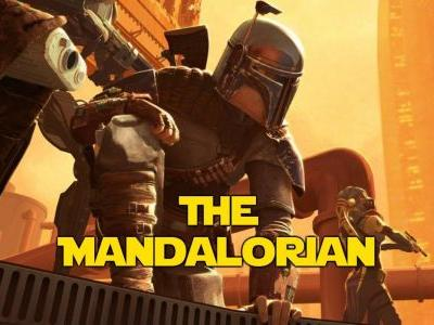 Star Wars: The Mandalorian's Design Comes Straight From Canceled 1313 Game