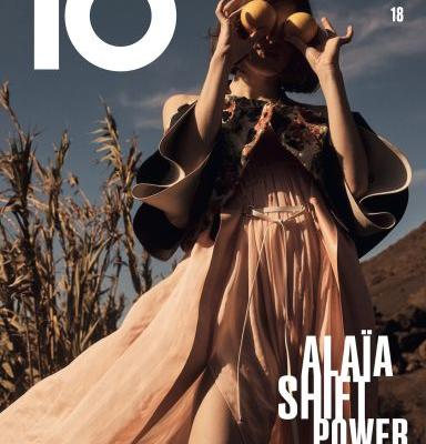 Introducing The Louis Vuitton Cover Of Our Latest Issue, ALAÏA, SHIFT, POWER, NEW On Newsstands February 15th