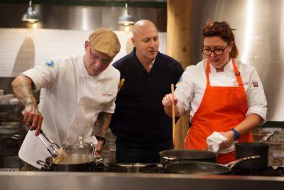 Jamie Lynch joins 'Top Chef' in Charleston starting December 1