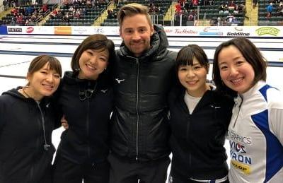 Curlers balk at Marc Kennedy's Canada-first approach
