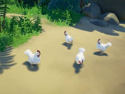 Where To Find Chickens In Sea Of Thieves