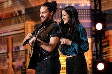 Us The Duo Share Baby News and an Original Song on 'America's Got Talent': Watch