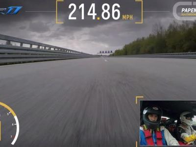 Watch The New Corvette ZR1 Claim An Official 212mph Top Speed