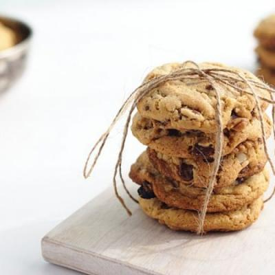 Browned Butter Chocolate Chip Pecan