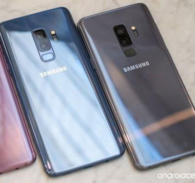 Samsung's One UI 2.5 update is now rolling out to the Galaxy S9 and S9+