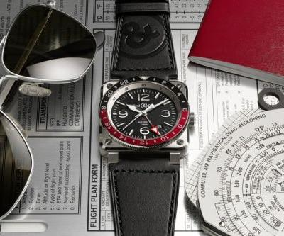 Bell & Ross' Latest BR 03-93 GMT Revisits an Iconic Color Scheme