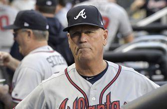 Atlanta's Brian Snitker voted NL Manager of the Year