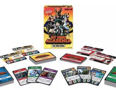 My Hero Academia: The Card Game Brings That Plus Ultra Spirit to Tabletop Gaming
