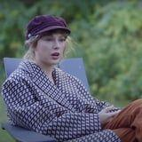 """Taylor Swift Swaps """"High Heels on Cobblestones"""" For Plaids and Pops of Color in Folklore Film"""