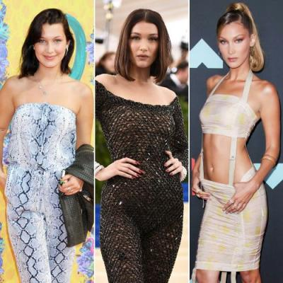 From 'Real Housewives' to Runway Queen: See How Bella Hadid Has Changed Through the Years!