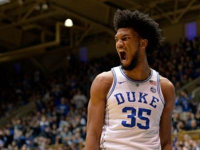 Duke's Marvin Bagley to make return against Syracuse