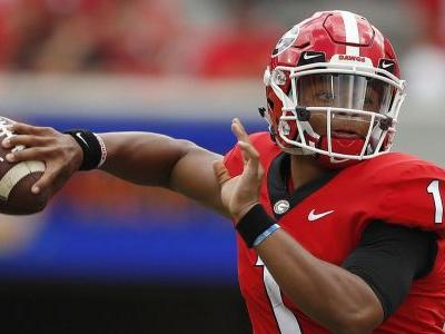 Ohio State hauls in former Georgia quarterback Justin Fields