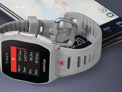 This Timex GPS watch lasts 25 days and costs a third of the Apple Watch 5 price