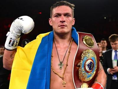 Oleksandr Usyk outboxes Murat Gassive to win World Boxing Super Series cruiserweight title, unify division