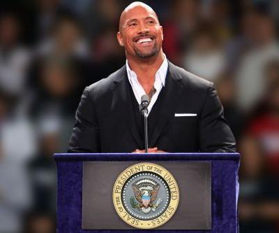 Nearly half of Americans want Dwayne Johnson to run for president: poll