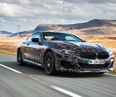 BMW Confirms Some Details On New 8-Series