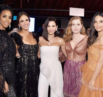 11 Looks From the Stunning Red Carpet You Missed This Weekend
