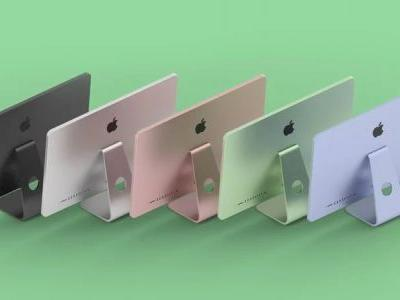 New colorful iMacs could launch at tomorrow's Apple event