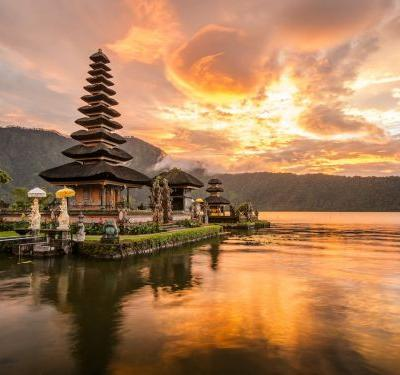 A bold 12-year-old ran away from home and treated himself to a luxury vacation in Bali with his parents' credit card