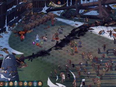 The Banner Saga 3 is coming out for every platform except mobile this July