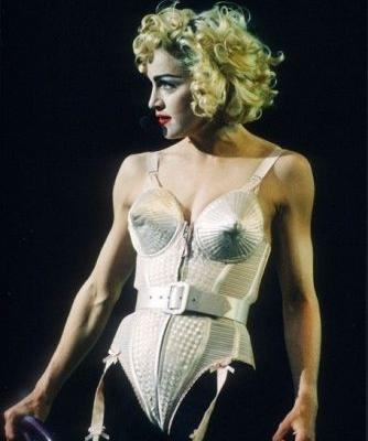 You can now rent Jean Paul Gaultier's iconic cone bra