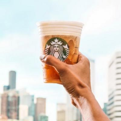 Starbucks' Salted Cream Cold Foam Cold Brew & Iced Vanilla Bean Coconutmilk Latte Are Here To Stay