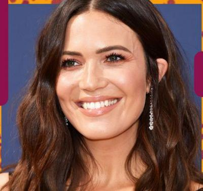 Mandy Moore's Floating Baby's Breath Wins Dreamiest Bridal Hair Of The Year