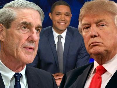 The Daily Show Posts Trump's 87-Page Mueller Response
