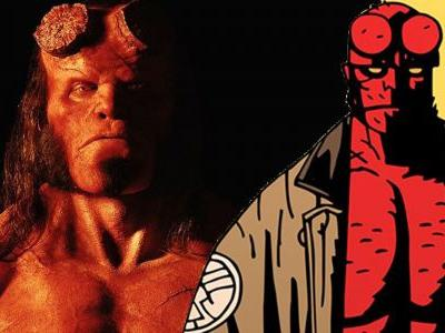 David Harbour's Hellboy May Sing in the Movie Reboot