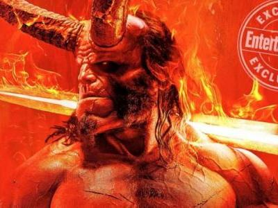 Does Anyone Know Where This New HELLBOY Poster Debuted?