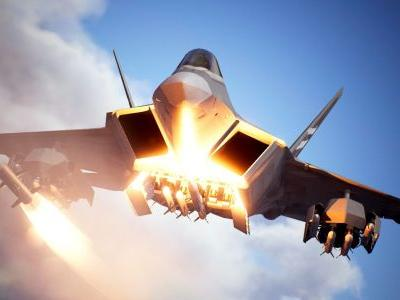 Ace Combat 7's UK launch was the biggest for the series