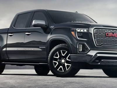 "All-New GMC Sierra Coming Soon, Will Have ""More Differentiation Than Ever Before"""