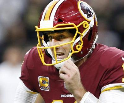 Humbled Redskins look to get back on track vs. Panthers